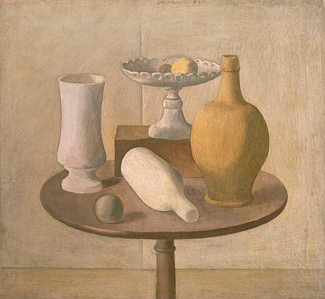 Georgio Morandi, Natura Morta, 1920