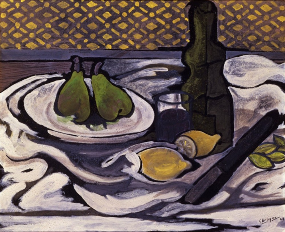George Braque, Still Life